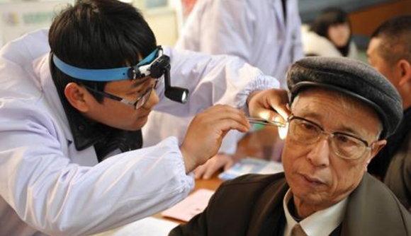 老人防止聽力下降的五大方法